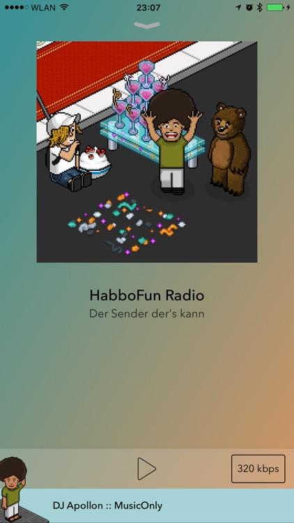 Habbo Fun Radio - HabboFun.de