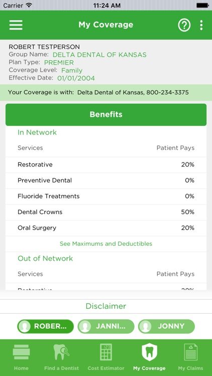 Delta Dental Mobile screenshot-3