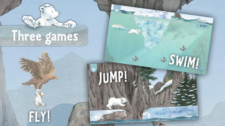 Little Polar Bear screenshot-4