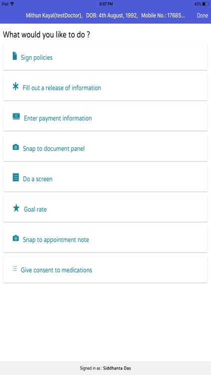 Provider assistant screenshot-3