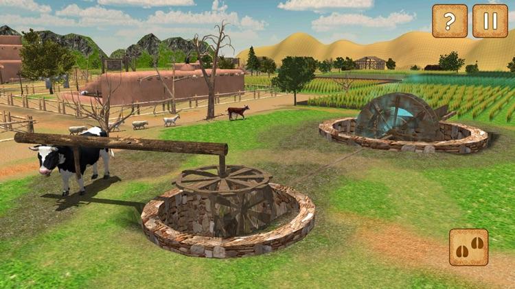 Village Farmers Simulator 3D screenshot-3