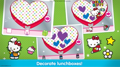 Hello Kitty Lunchbox screenshot four