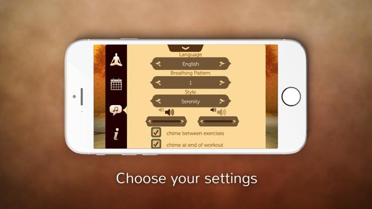 Universal Breathing - Pranayama screenshot-3