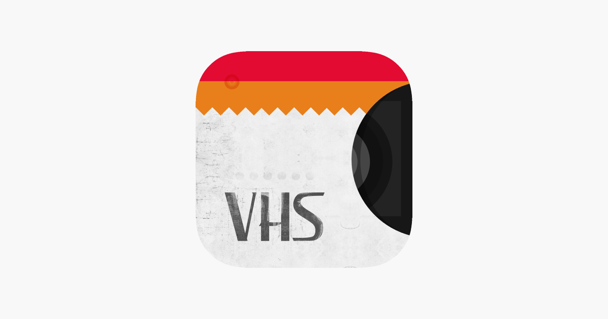 VHS Cam - Retro Camcorder FX on the App Store