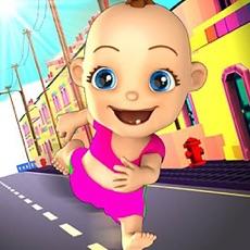 Activities of Baby Run The Babysitter Escape Fun