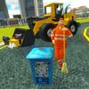 Road Cleaner Trash Truck 2018