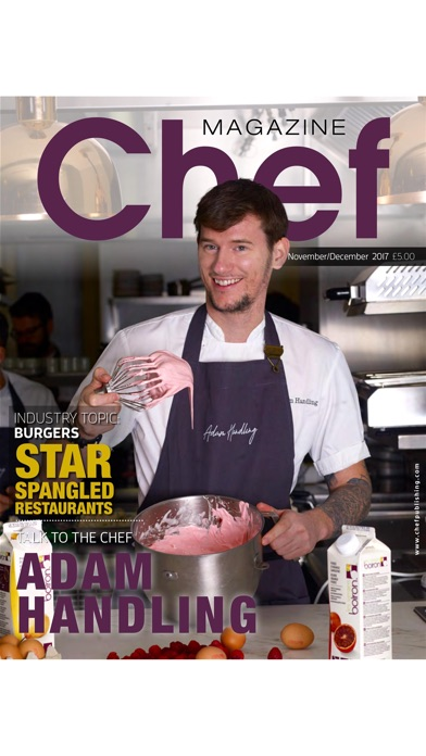 Chef Mag screenshot 1