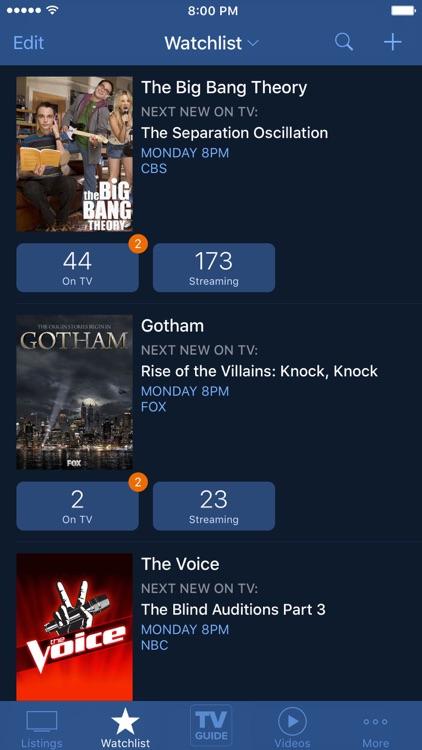TV Guide Mobile screenshot-3
