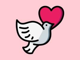 Wedding Sticker Emoji Pack