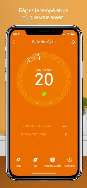 l'Europe branchement App