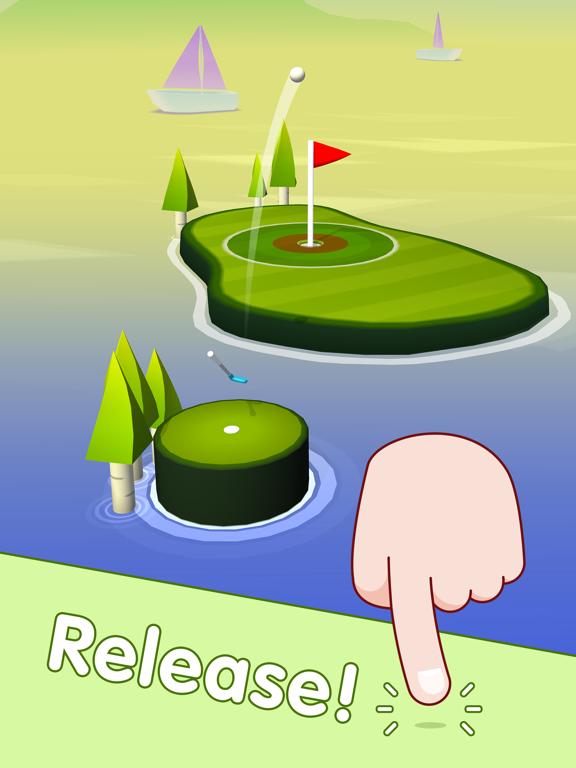 Pop Shot! Golf screenshot 7