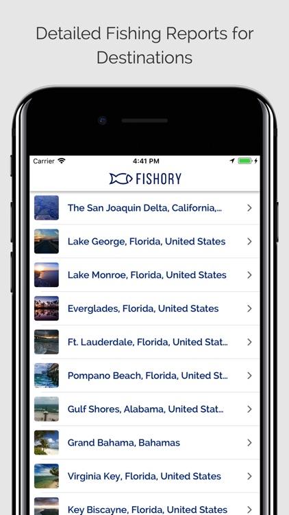 Fishory - Fishing App screenshot-7