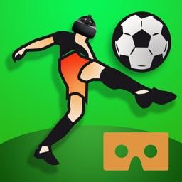 Kick-It-VR! Fußball VR Spiel