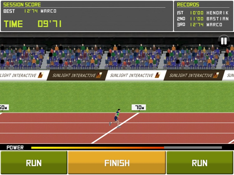 Deluxe Track&Field-HD screenshot-0