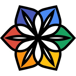 Coloring Book for All Mandala