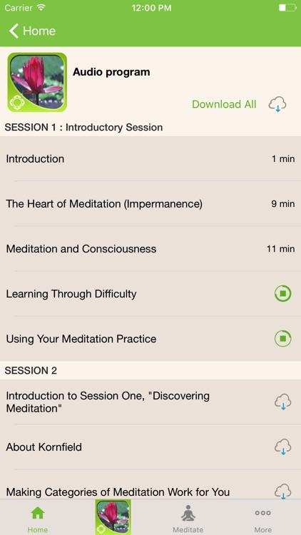 The Inner Art of Meditation - Jack Kornfield