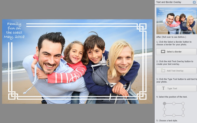 Adobe Photoshop Elements 2019 Screenshot