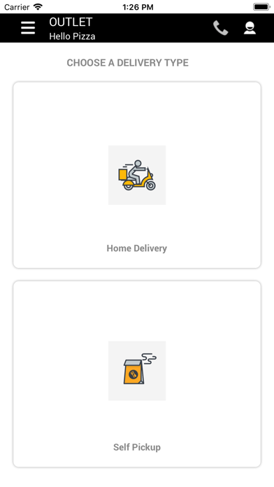 Hello Pizza! screenshot three