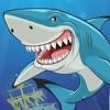 鲨鱼袭击: 战斗鱼类游戏