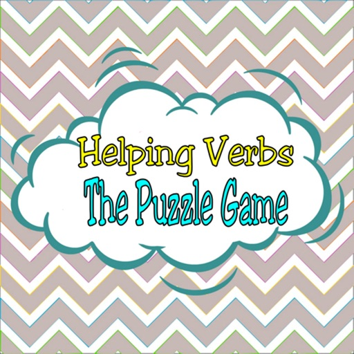 Helping Verbs -The Puzzle Game
