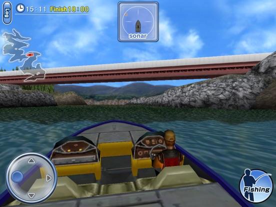 Скачать Bass Fishing 3D HD Premium