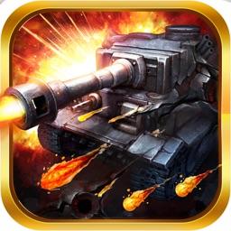 铁血坦克大战-超级军团射击手游