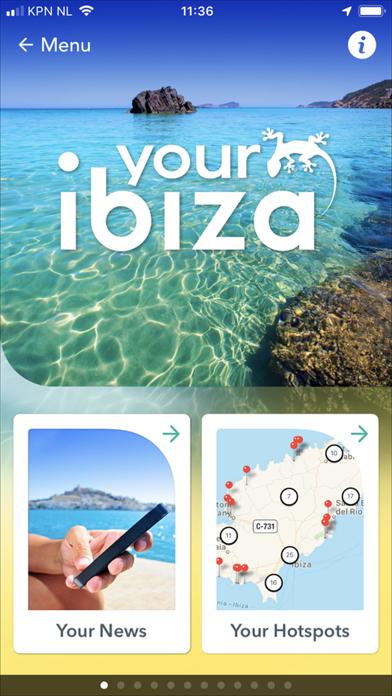 Your Ibiza screenshot one