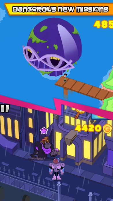 Teen Titans GO Figure! phone App screenshot 4