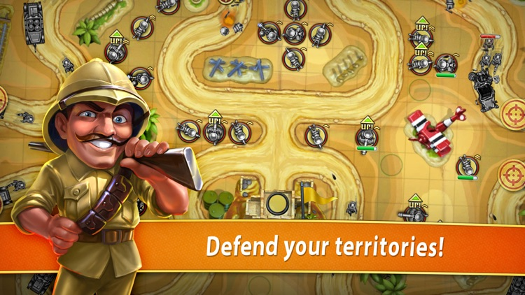 Toy Defense – TD Strategy Game screenshot-4