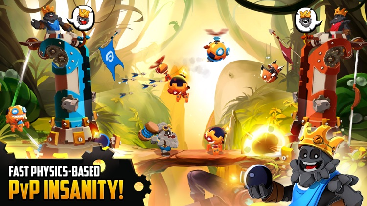 Badland Brawl screenshot-0