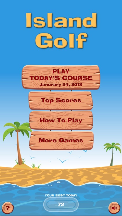 Island Golf screenshot-3