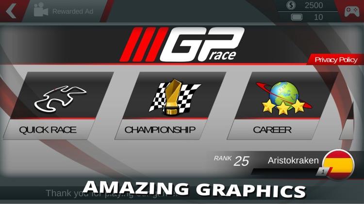 Moto Race GP Championship screenshot-3