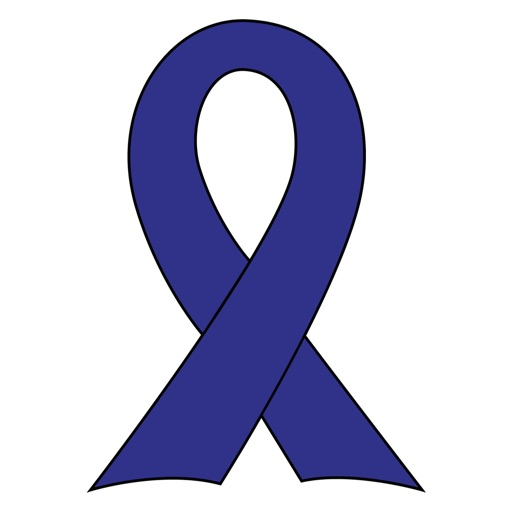 Colon Cancer Stickers By Mark Bailey