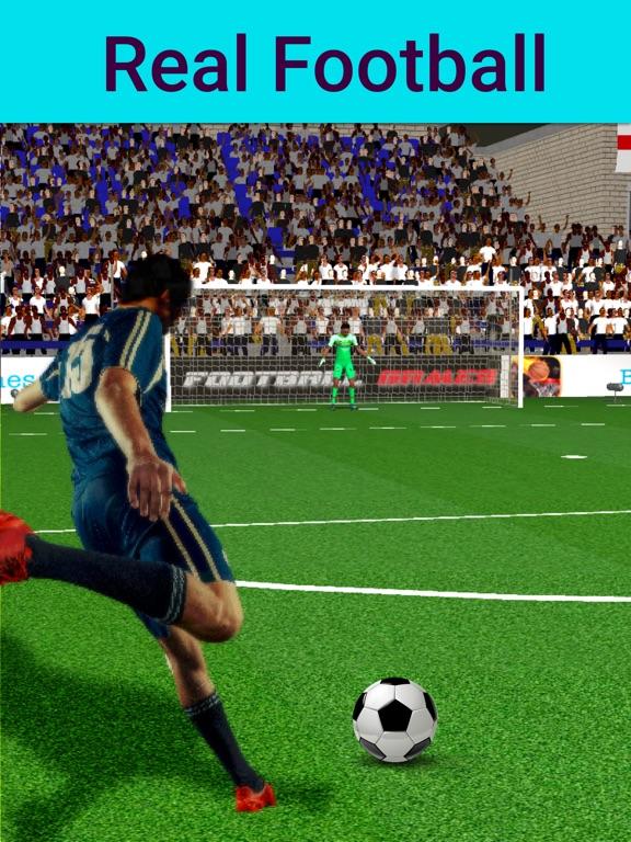 Football Games на iPad