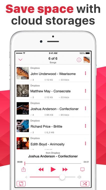 My Cloud Music Offline screenshot-3