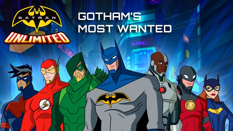 Batman : Gotham's Most Wanted! screenshot-4
