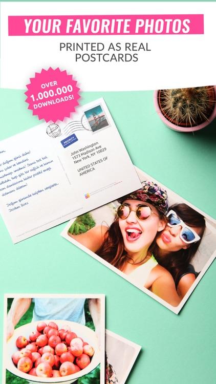 MyPostcard Postcard App