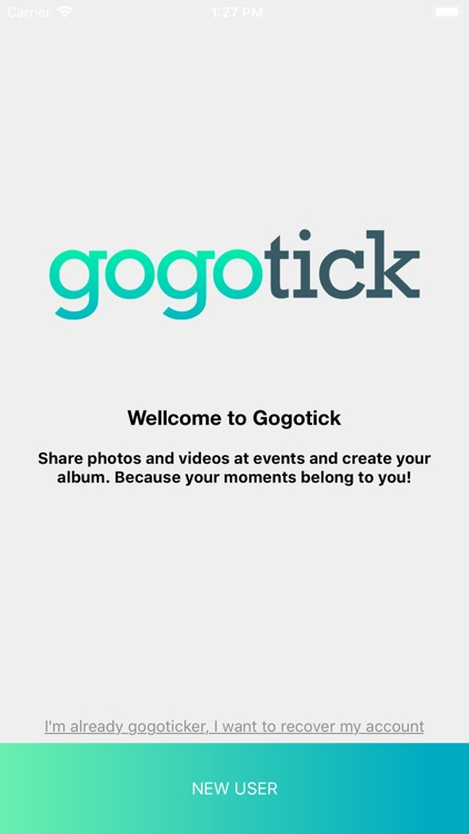 Gogotick - Events - Parties screenshot-0