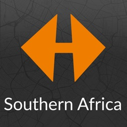 NAVIGON Southern Africa Apple Watch App