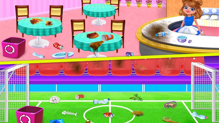 House Cleaning Game For Girls screenshot-4