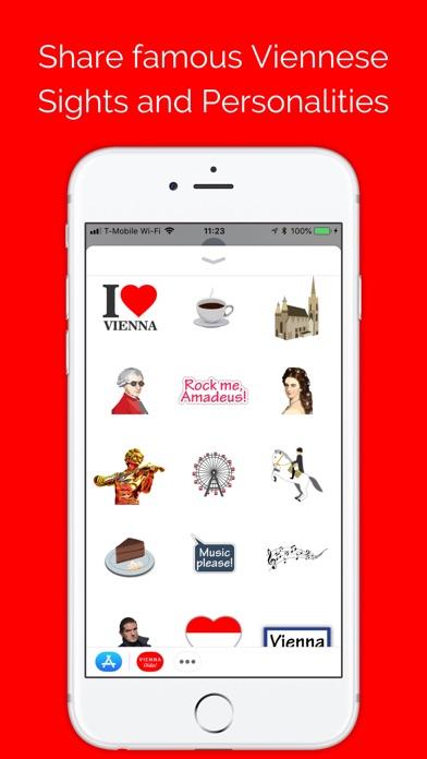 Vienna Sticker Pack - iMessage-1