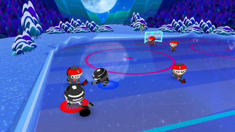 Chop Chop Hockey screenshot-0