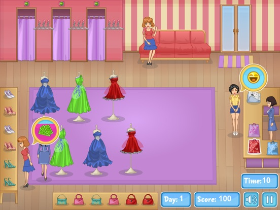Скачать игру Prom Shop