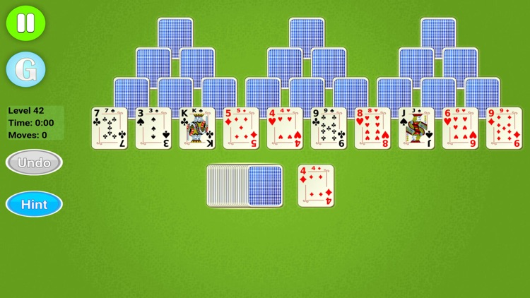 TriPeaks Solitaire Epic screenshot-1