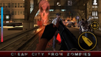 Dead Zombie Survival screenshot two