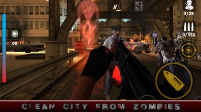 Dead Zombie Survival screenshot two