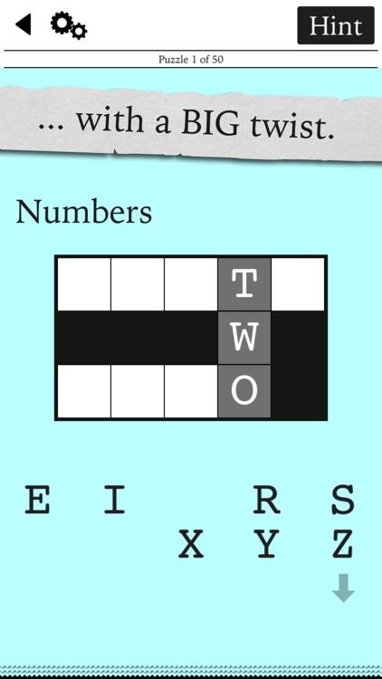 Tiny Little Crosswords