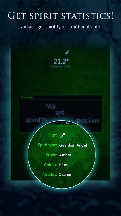 Ghostcom Radar Spirit Detector screenshot-3