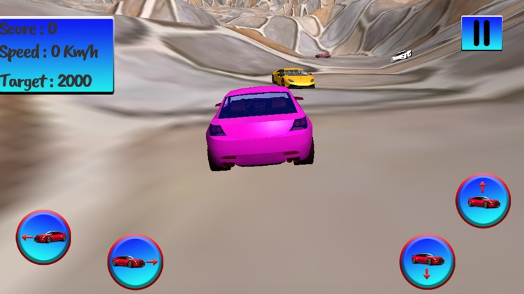 Impossible Mountain Drift 3D