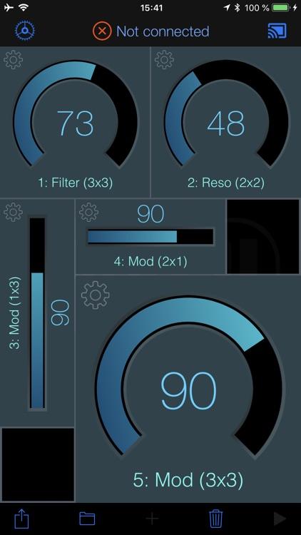WiDI - MIDI Studio screenshot-6